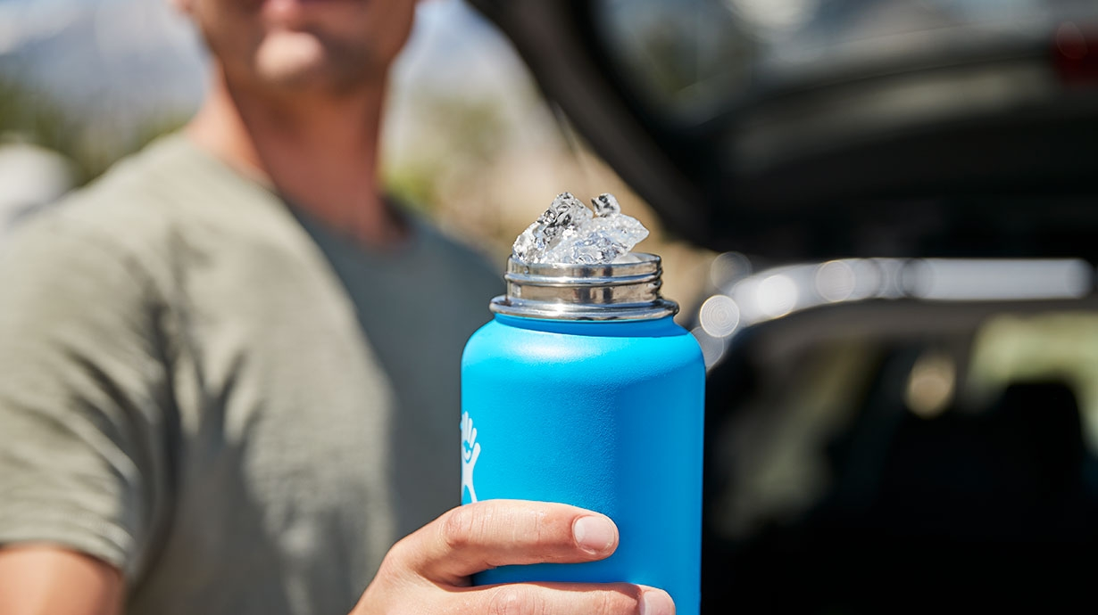 Hydro Flask 64oz Wide Mouth Insulated Bottle