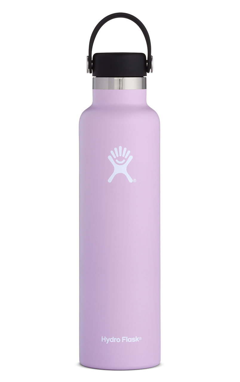 24 oz Standard Mouth Insulated Water Bottle | Hydro Flask