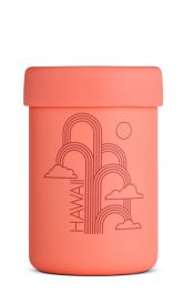 Hydro Flask Hawaii Limited Edition 12 oz Cooler Cup - Coral