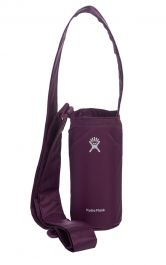 Small Packable Bottle Sling - Eggplant