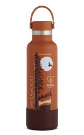 Hydro Flask National Park Foundation Limited Edition 21 oz Standard Mouth - Redwood
