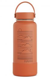 Hydro Flask Hawaii Limited Edition 32 oz Wide Mouth Bottle - Red Dirt