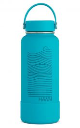 Hydro Flask Hawaii Limited Edition 32 oz Wide Mouth Bottle - Tide