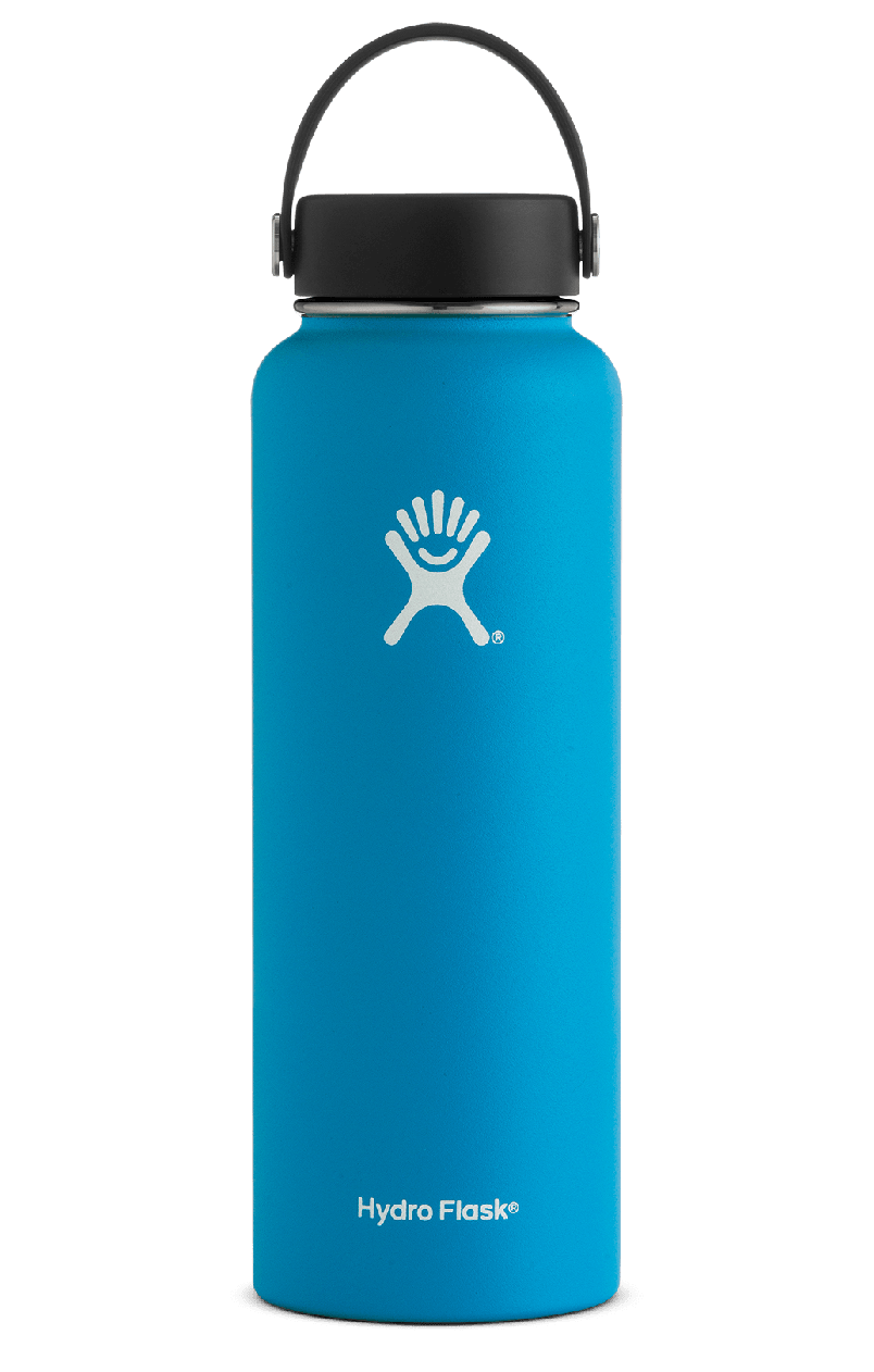 9f2344c005c 40 oz Vacuum Insulated Stainless Steel Water Bottle | Hydro Flask