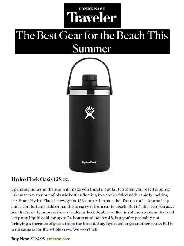 The Best Gear for The Beach This Summer