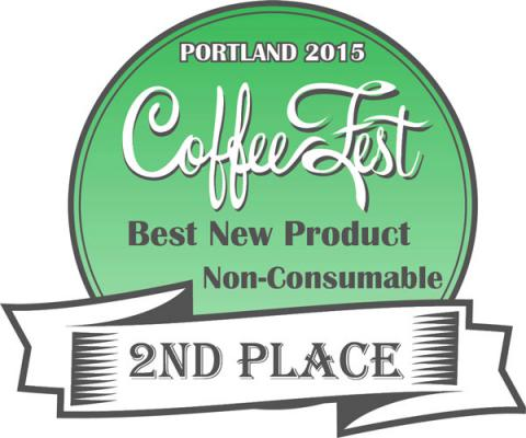 2nd Place - Best New Product Non-Consumable