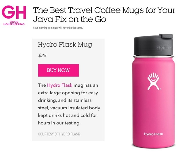 The Best Travel Coffee Mugs for Your Java Fix on the Go