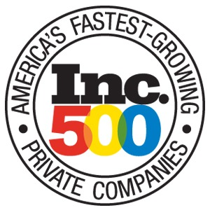 2015 Inc. 500 Fastest Growing Private Companies