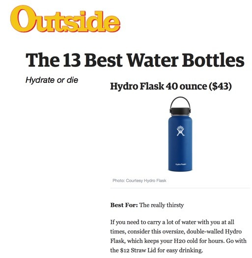 The 13 Best Water Bottles