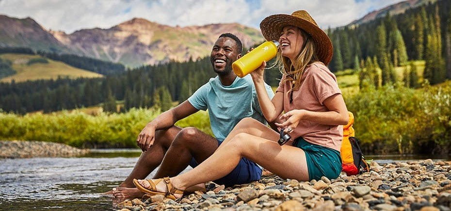 Wide Mouth Vacuum Insulated Bottles (Stainless Steel) | Hydro Flask
