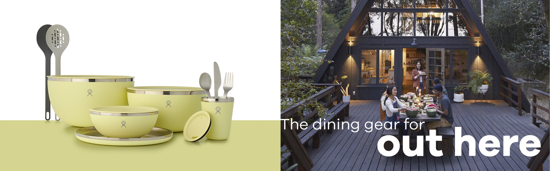 Hydro Flask Introducing Outdoor Kitchen