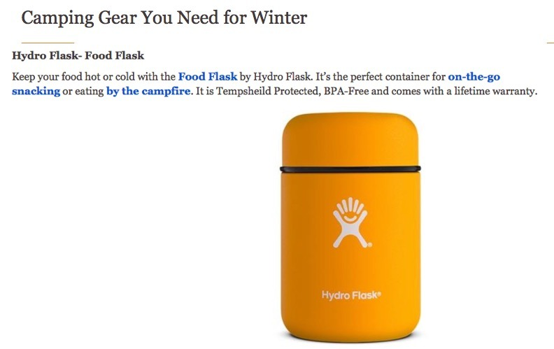 Camping Gear You Need for Winter