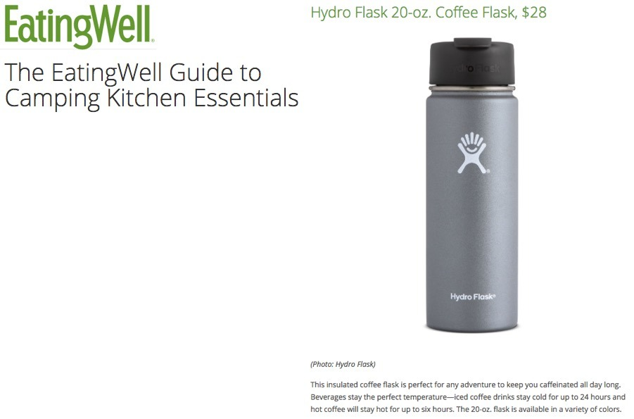 The EatingWell Guide to Camping Kitchen Essentials