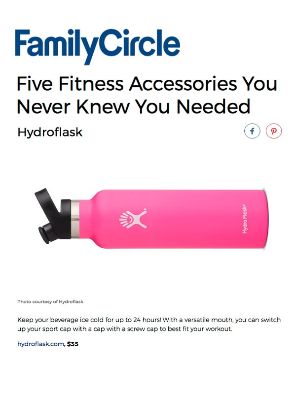Five Fitness Accessories You Never Knew You Needed