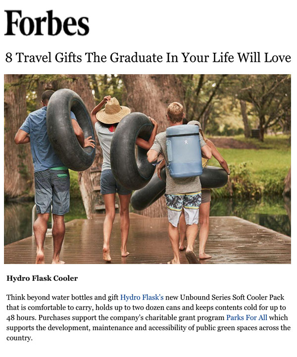 8 Travel Gifts for Graduates