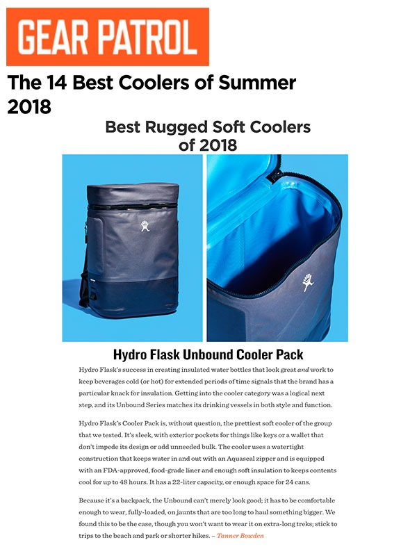 The 14 Best Coolers of Summer 2018