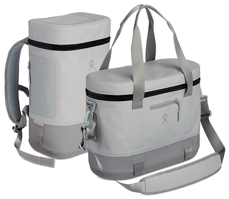 Introducing our new 15 liter and 18 liter soft coolers.