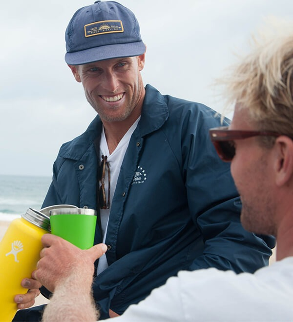 The Gudauskas Brothers toast with their True Pints.
