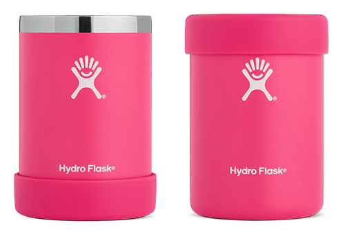 The new Cooler Cup works as a 12 oz cup or a can or bottle cooler