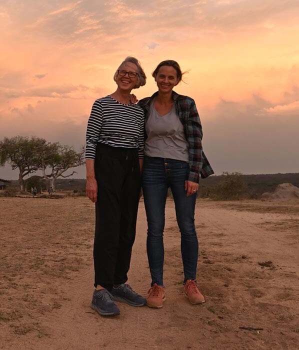 Read Dana Ladzinski's story about gifting her mom the trip of a lifetime.
