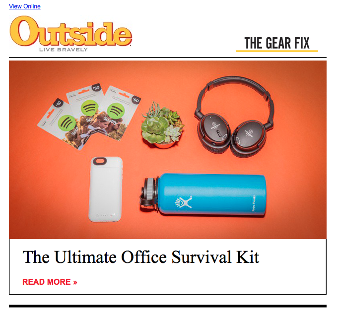 The Ultimate Office Survival Kit