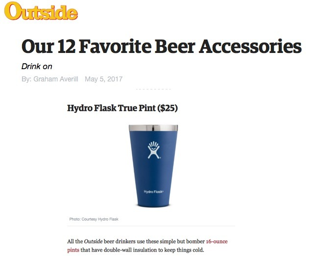 Our 12 Favorite Beer Accessories