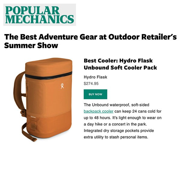 Best Adventure Gear at Outdoor Retailer's Summer Show