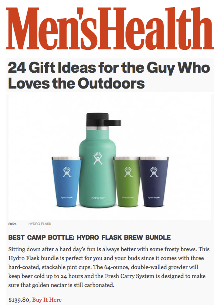 24 Gift Ideas for the Guy Who Loves the Outdoors
