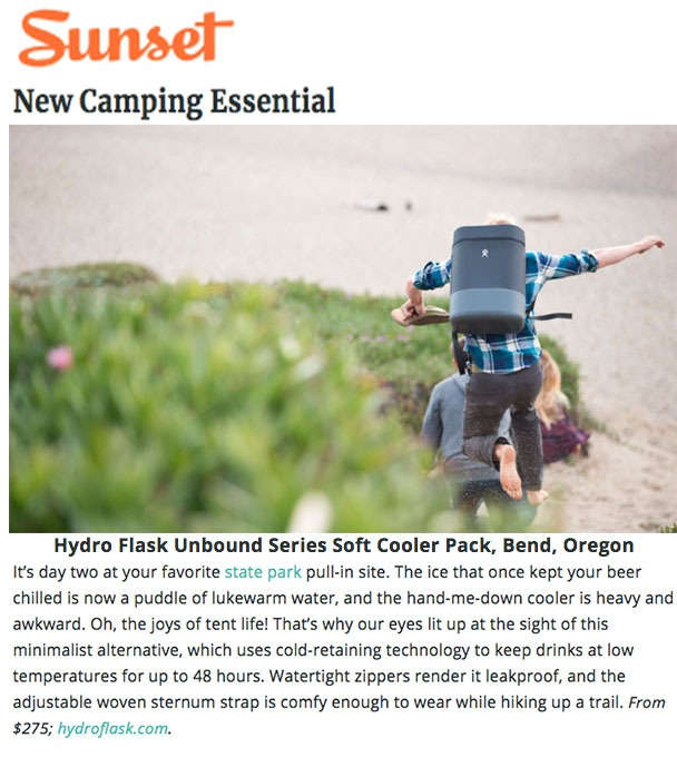 Travel Awards 2018 - New Camping Essential