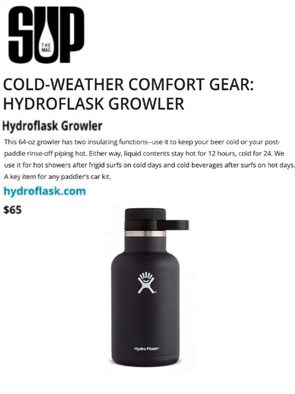Cold-Weather Comfort Gear