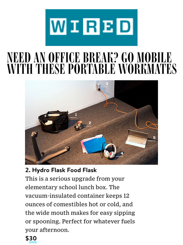 Need an Office Break? Go Mobile With These Portable Workmates