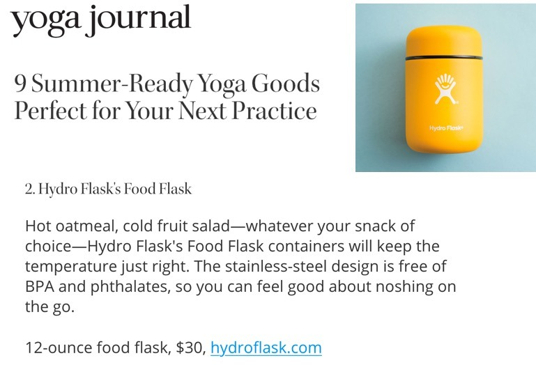 9 Summer-Ready Yoga Goods Perfect for Your Next Practice